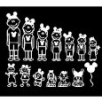 disney family decal
